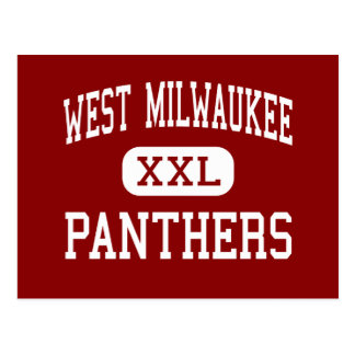 West Milwaukee - Panthers - West Milwaukee Postcard