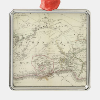 West MittelAfrica - West Central Africa Christmas Ornament