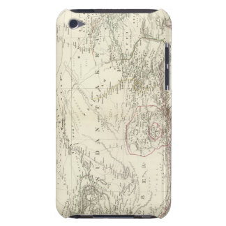 West MittelAfrica - West Central Africa iPod Touch Case-Mate Case