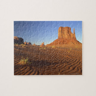 West Mitten Butte, Monument Valley Navajo Tribal Jigsaw Puzzle