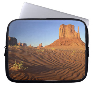 West Mitten Butte, Monument Valley Navajo Tribal Laptop Sleeve