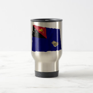West New Britain Province Waving Flag Mugs