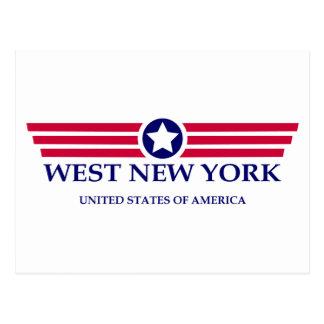 West New York Pride Postcard