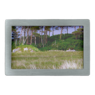 """West of Ireland Landscape"" Belt Buckle"