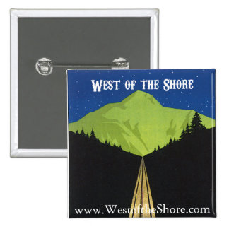 West of the Shore Button