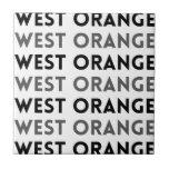 West Orange New Jersey Tile Design