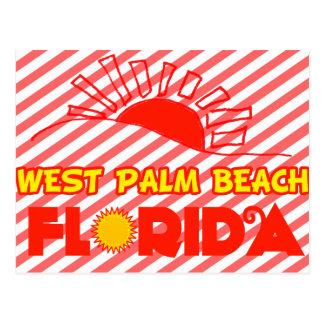 West Palm Beach, Florida Post Cards