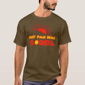West Palm Beach, Florida T-Shirt