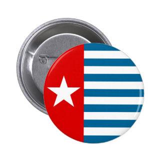 west papua pinback buttons