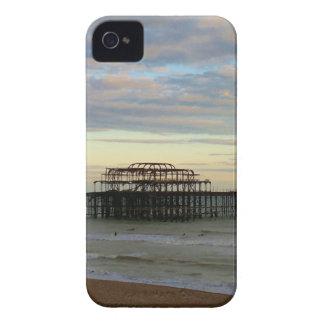 West Pier Brighton iPhone 4 Case-Mate Case