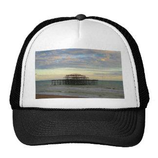 West Pier Brighton Trucker Hats
