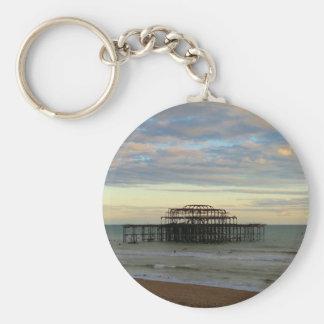 West Pier Brighton Keychains