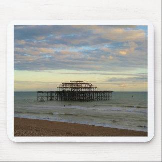West Pier Brighton Mousepads