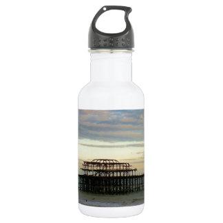 West Pier Brighton 532 Ml Water Bottle