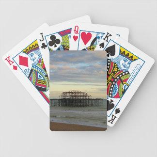 West Pier Brighton Card Deck