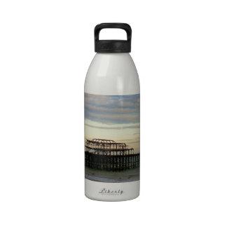West Pier Brighton Drinking Bottles