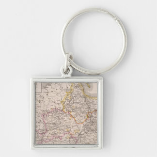 West Poland Key Ring