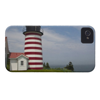 West Quoddy Head Lighthouse State Park is the Case-Mate iPhone 4 Cases