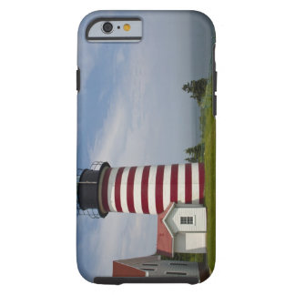 West Quoddy Head Lighthouse State Park is the Tough iPhone 6 Case