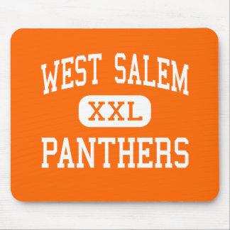 West Salem - Panthers - High - West Salem Mouse Mats