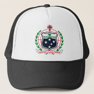West Samoa Coat of Arms Hat
