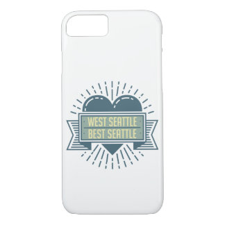 West Seattle - Best Seattle iPhone 7/8 phone case
