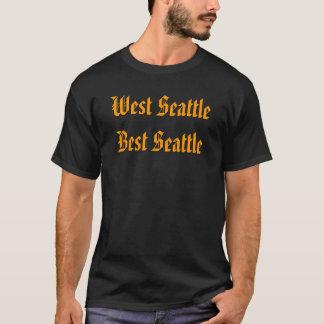 West Seattle Best Seattle T-Shirt