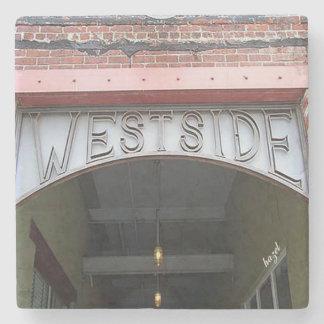 West Side Atlanta Marble Coasters Stone Coaster