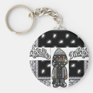 WEST SIDE BLING WEAR KEY RING