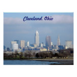 West Side Cleveland OH poster