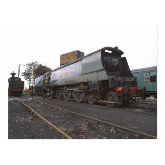 West Somerset Railway Museum, Isle of Man Postcard