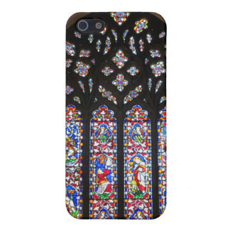 West Stained Glass Window Christ Church Cathedral iPhone 5 Covers