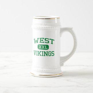 West - Vikings - High - Bakersfield California Beer Steins