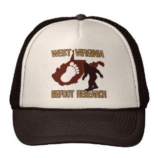 West Virgina Bigfoot Research Mesh Hat