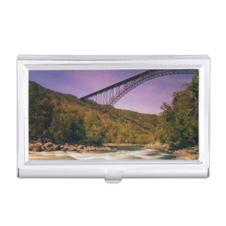 West Virginia, Babcock State Park Business Card Holder