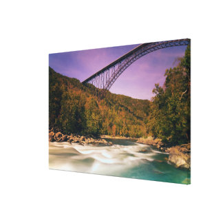 West Virginia, Babcock State Park Canvas Print