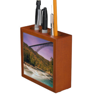 West Virginia, Babcock State Park Desk Organiser