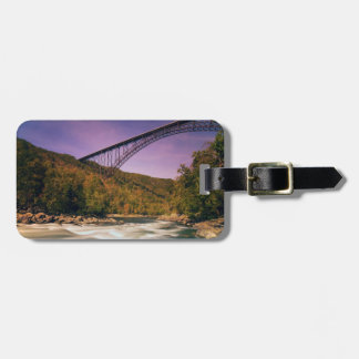 West Virginia, Babcock State Park Luggage Tag