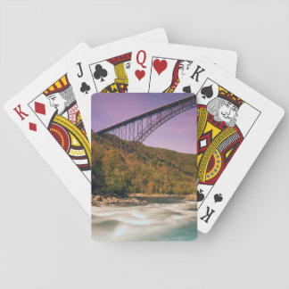 West Virginia, Babcock State Park Playing Cards
