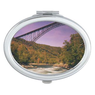 West Virginia, Babcock State Park Travel Mirrors