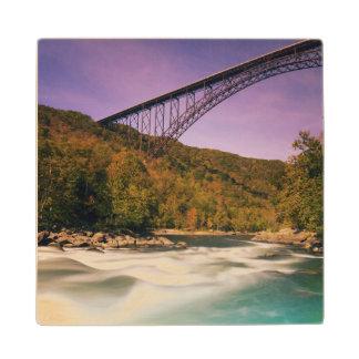 West Virginia, Babcock State Park Wood Coaster