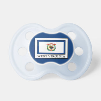 West Virginia Baby Pacifiers