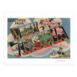 West Virginia (Capital Building) Post Cards