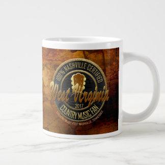 West Virginia Country Music Fan Coffee Mug