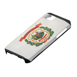 West Virginia Flag iPhone 5 Cases