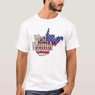 West Virginia Flag T-Shirt