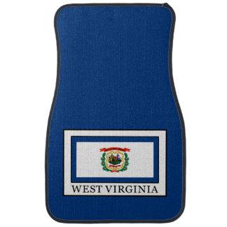 West Virginia Floor Mat