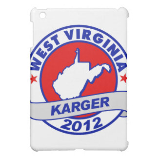 West Virginia Fred Karger Cover For The iPad Mini