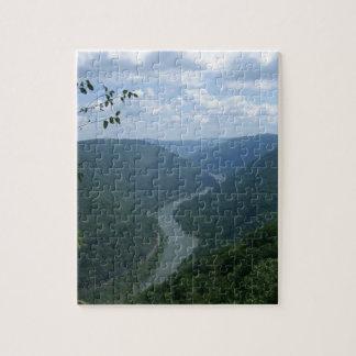 West Virginia Jigsaw Puzzle