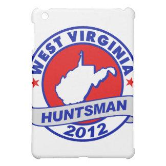 West Virginia Jon Huntsman iPad Mini Cover